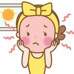 日焼けで皮がめくれた時のケアは?鼻や顔の皮むけ防止は?