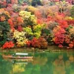2017年 嵐山の紅葉の見頃や時期は?トロッコやライトアップの時間は?
